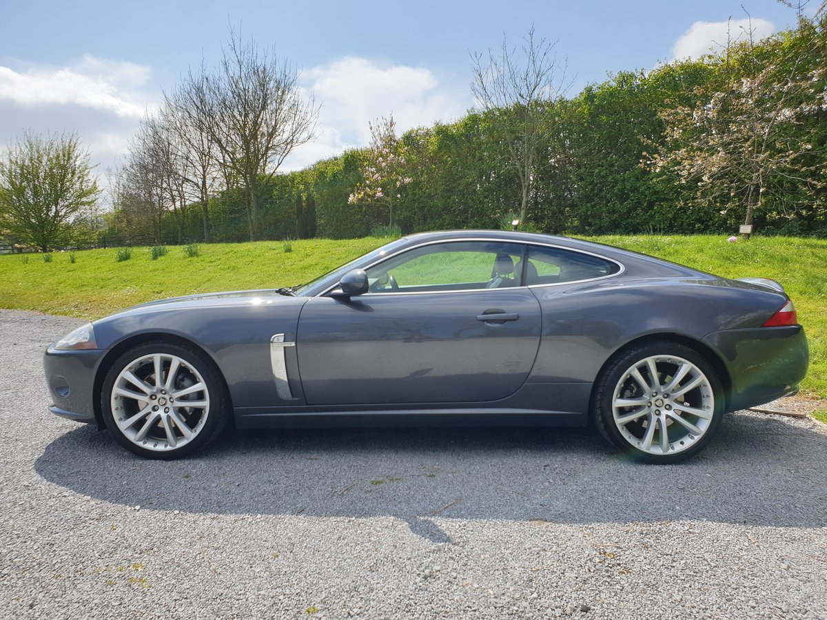 2007 Jaguar XK 4.2  For Sale (picture 2 of 6)