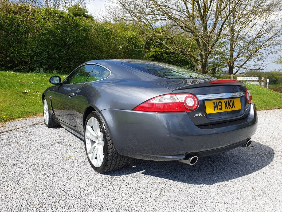 2007 Jaguar XK 4.2  For Sale (picture 3 of 6)