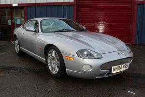 2004 Jaguar XKR Coupe For Sale by Auction