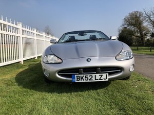 2002 Jaguar XK8 4.0L V8  Convertible  For Sale