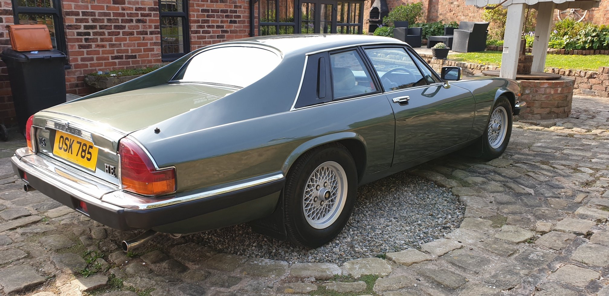 1985 Jaguar XJS V12 HE 39,000 Miles 2 Prev Owners For Sale (picture 3 of 6)
