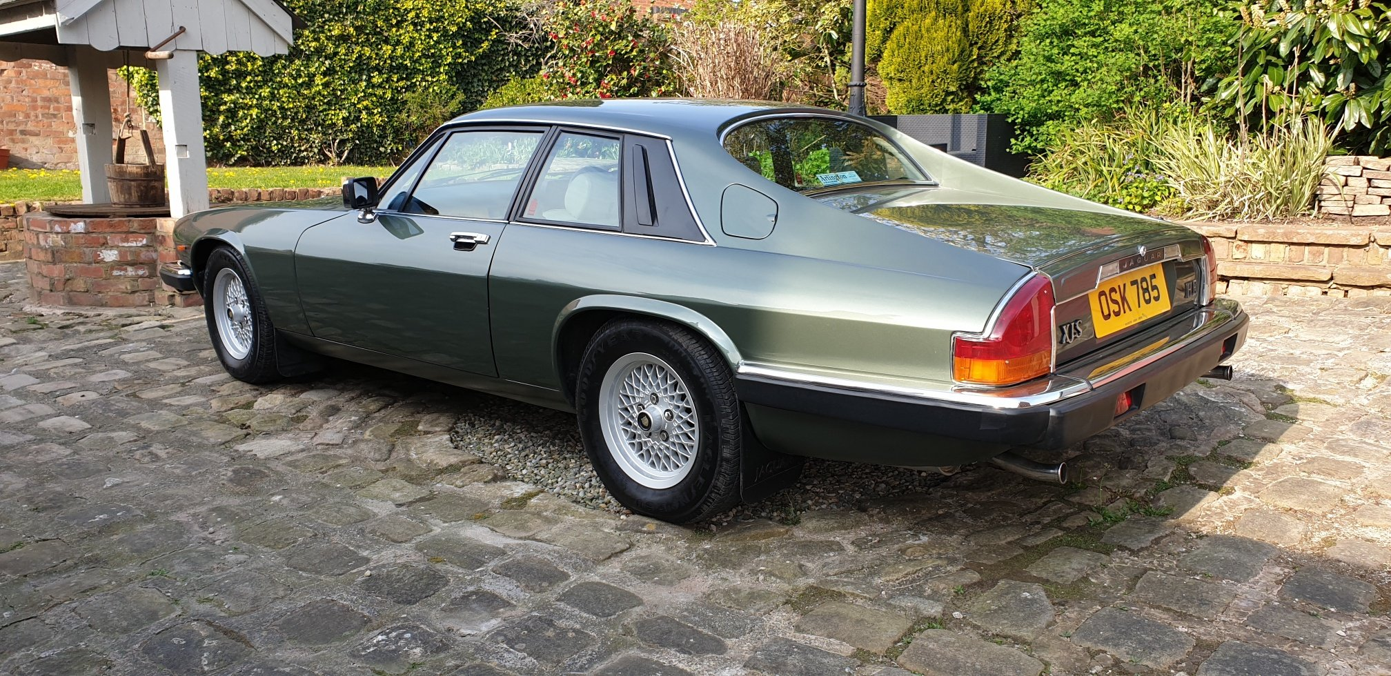1985 Jaguar XJS V12 HE 39,000 Miles 2 Prev Owners For Sale (picture 5 of 6)