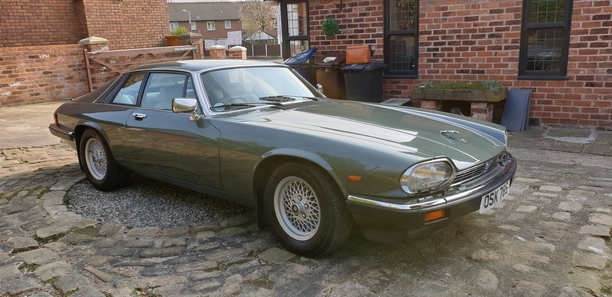 1985 Jaguar XJS V12 HE 39,000 Miles 2 Prev Owners For Sale (picture 1 of 6)