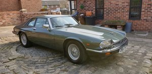 1985 Jaguar XJS V12 HE 39,000 Miles 2 Prev Owners For Sale