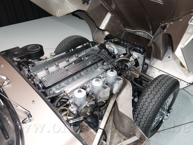 1972 Jaguar E-Type Series 2 4.2 2 Seater '72 For Sale (picture 5 of 6)