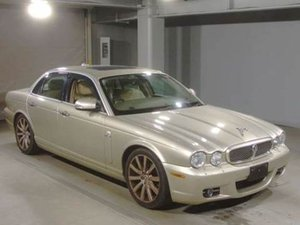 2008 Jaguar Sovereign 3.0 petrol Road tax £255 rare Winter Gold For Sale