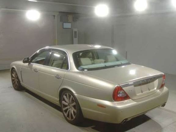 2008 Jaguar Sovereign 3.0 petrol Road tax £255 rare Winter Gold For Sale (picture 2 of 2)