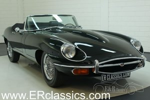 Jaguar E-Type S2 1970 restored, matching numbers