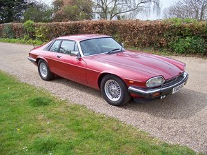 1989 Jaguar xj-s 3.6 automatic For Sale