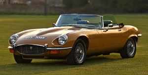 1971 Jaguar E Type V12 OTS Roadster Automatic