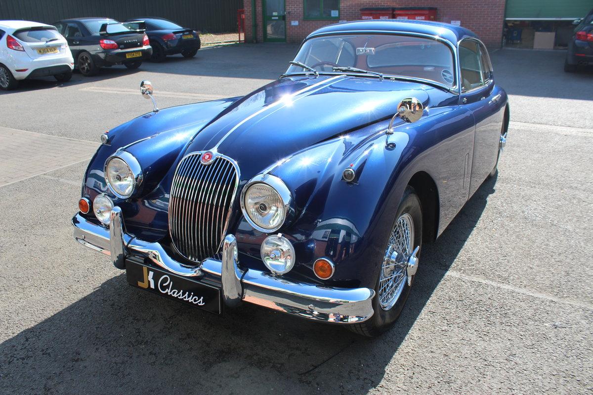 1959 Jaguar XK150 3.4 FHC For Sale (picture 1 of 6)
