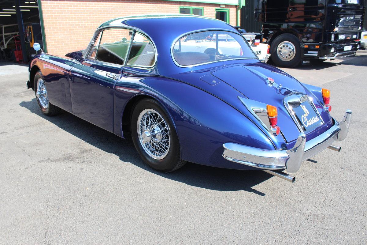 1959 Jaguar XK150 3.4 FHC For Sale (picture 3 of 6)