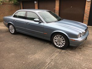 2004 Jaguar XJ6 3.0 SE  V6 119k  exceptional  with FSH 100 pics For Sale