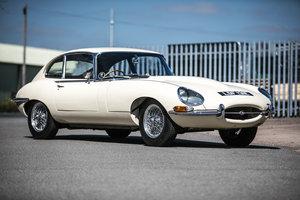 1967 Jaguar E-Type Series I 2+2