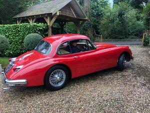 1959 Jaguar XK150 3.4 Coupe For Sale