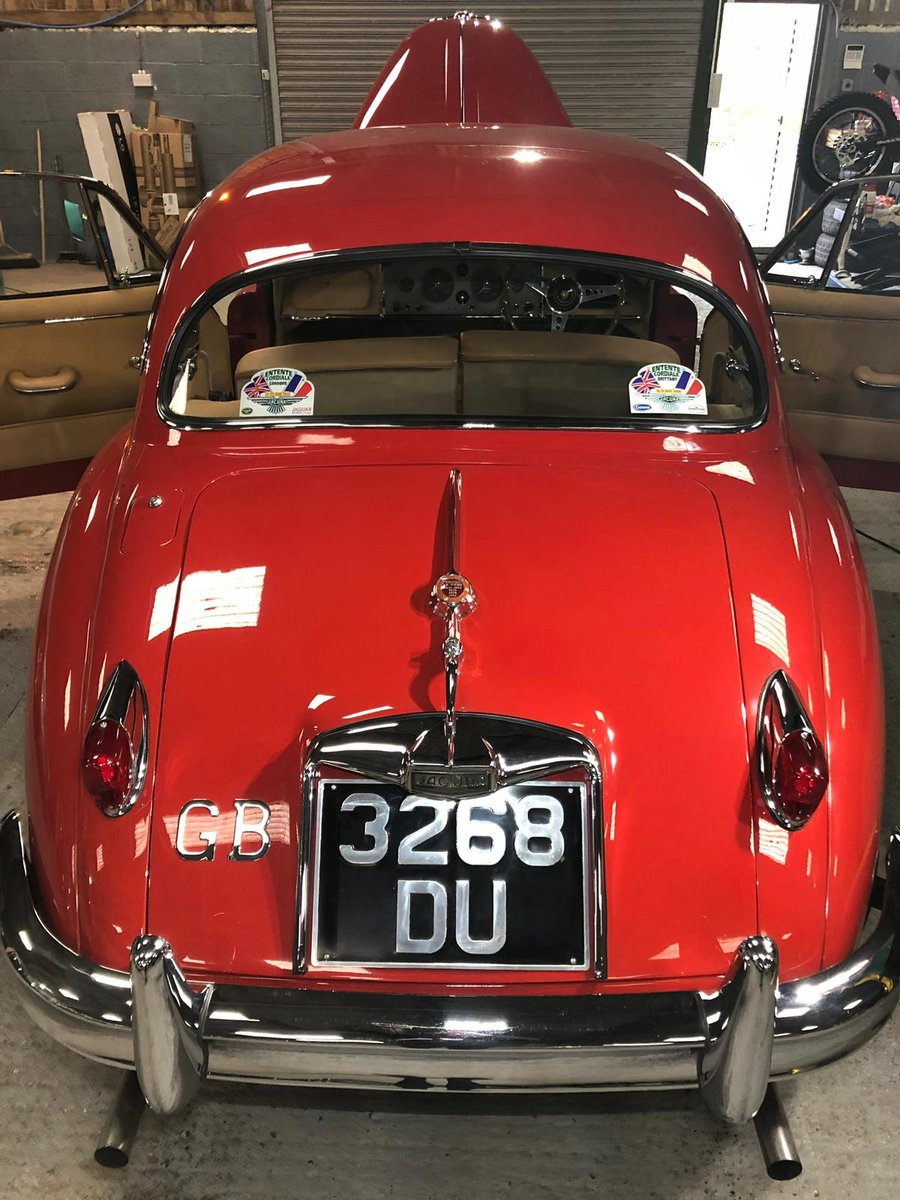 1959 Jaguar XK150 3.4 Coupe For Sale (picture 3 of 6)