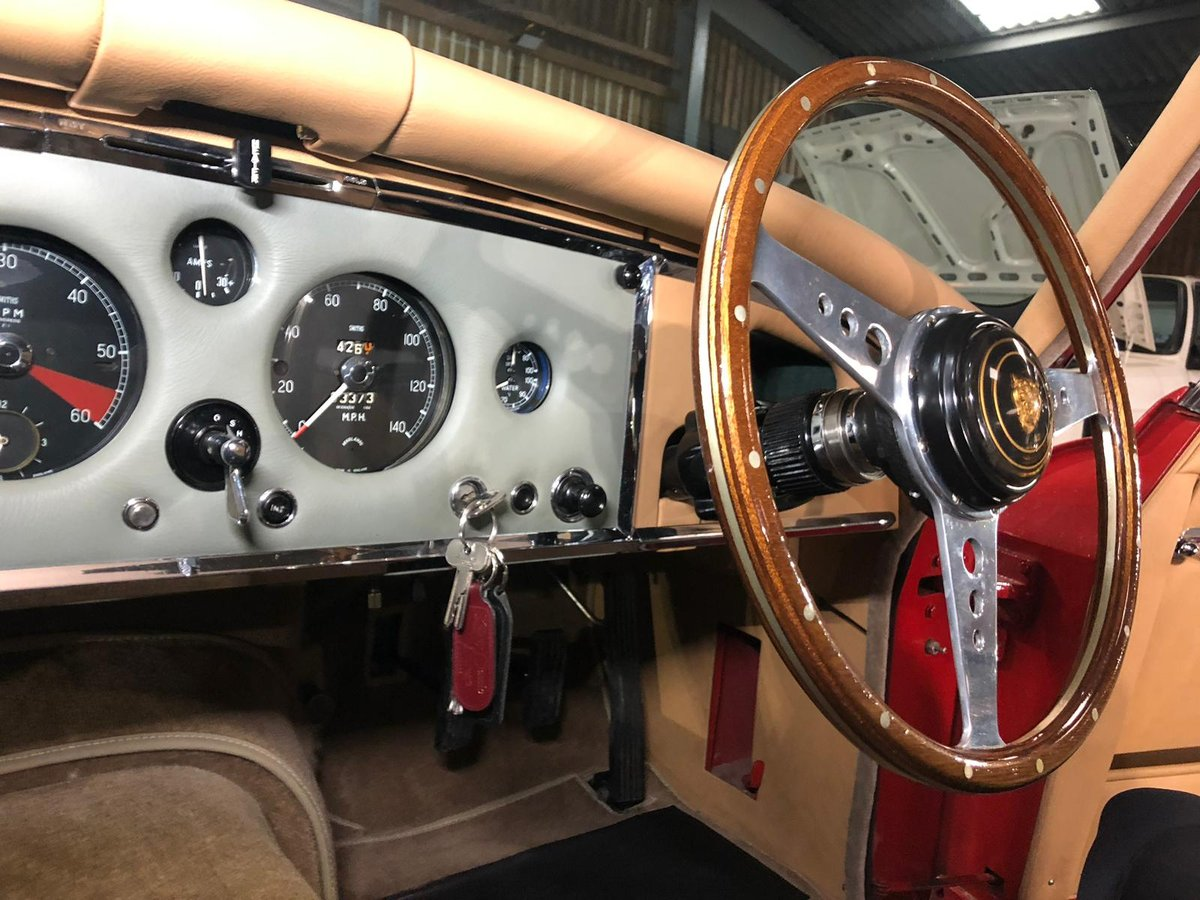 1959 Jaguar XK150 3.4 Coupe For Sale (picture 5 of 6)