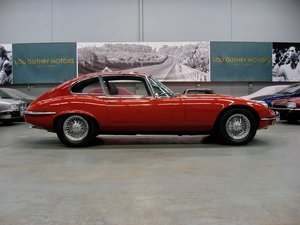 1972 Jaguar E-Type Series 3 V12 Manual