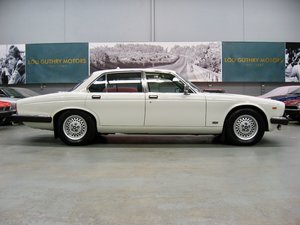 1988 Jaguar XJ12 Series 3 V12 Sovereign