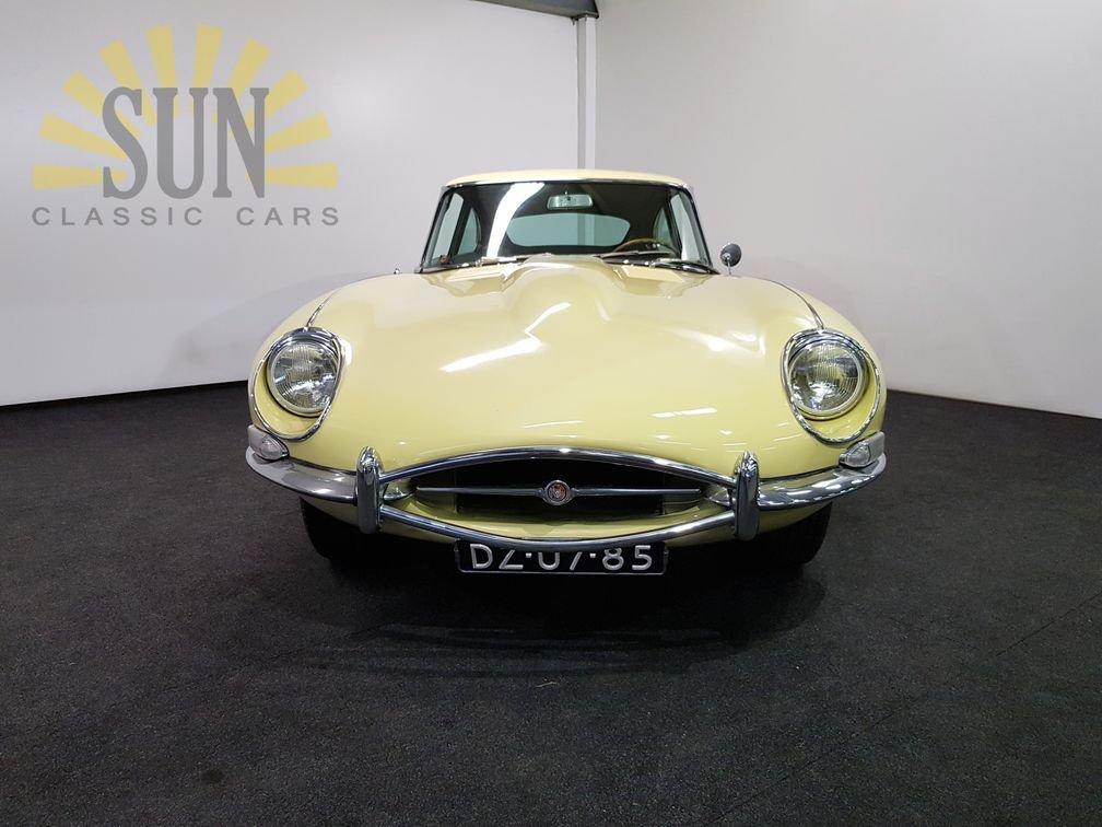 Jaguar E-type series 1.5 1967, rebuilt engine For Sale (picture 2 of 6)