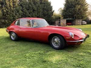 1971 E TYPE JAGUAR SERIES 3 2+2 For Sale
