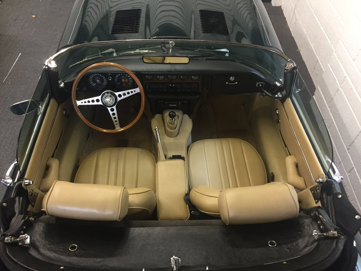 1969 Jaguar Etype Roadster  For Sale (picture 4 of 6)