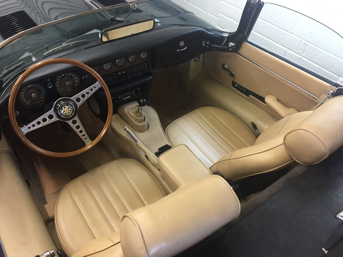1969 Jaguar Etype Roadster  For Sale (picture 5 of 6)