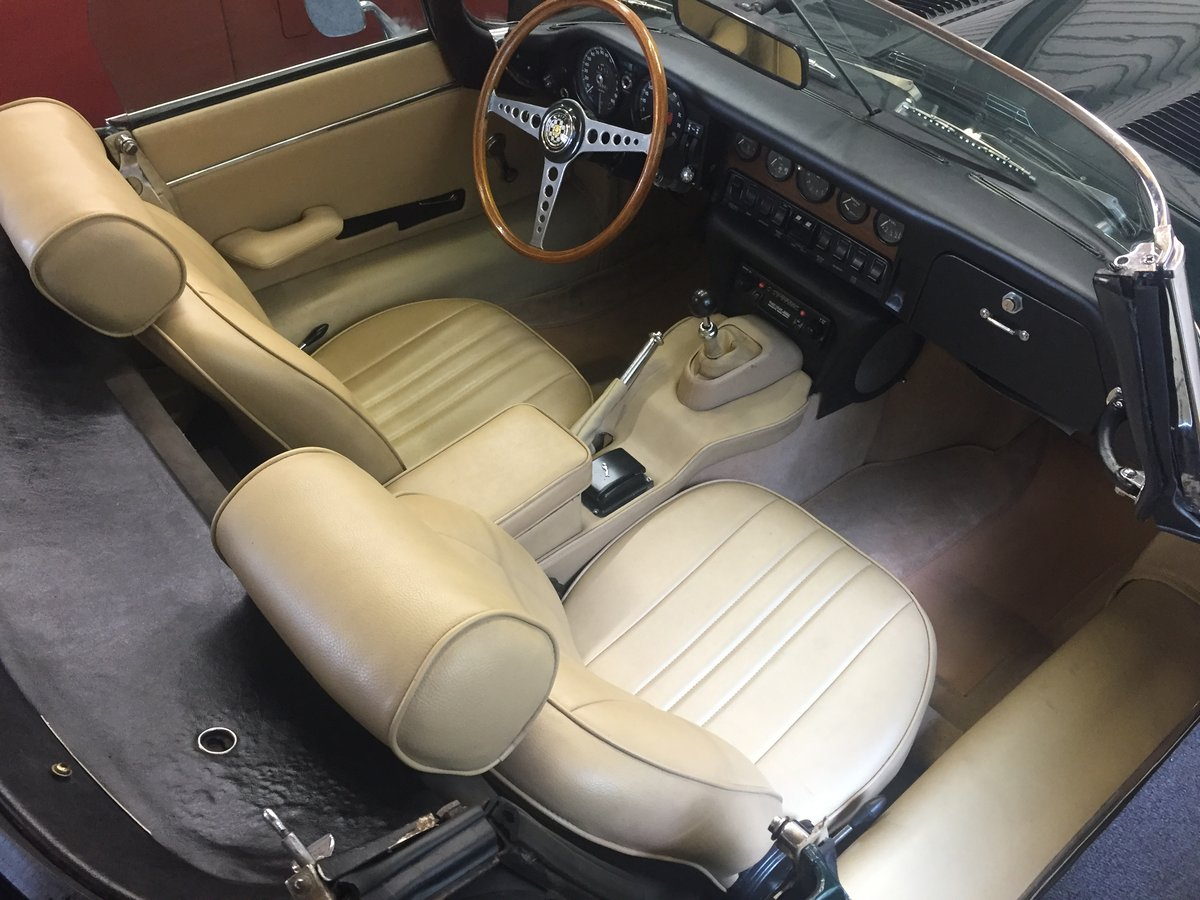 1969 Jaguar Etype Roadster  For Sale (picture 6 of 6)