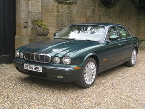 2004 Jaguar X350 XJ8 4.2 V8 For Sale