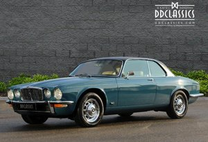 1976 Jaguar XJC 5.3 V12 Coupe For Sale In London (RHD) For Sale