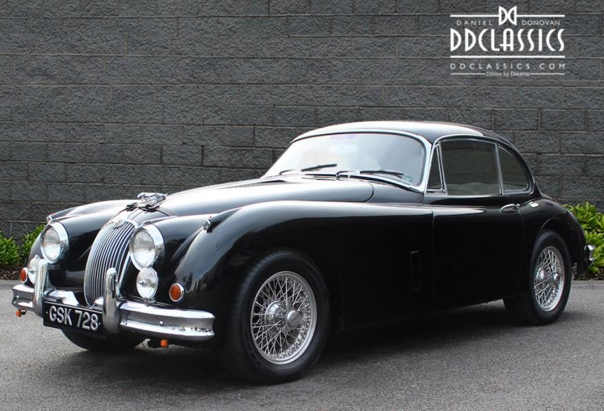 1958 Jaguar XK 150 FHC Fast Road Spec for sale in London(RHD) For Sale (picture 1 of 12)
