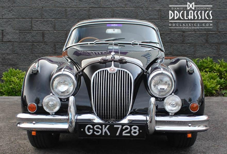 1958 Jaguar XK 150 FHC Fast Road Spec for sale in London(RHD) For Sale (picture 4 of 12)
