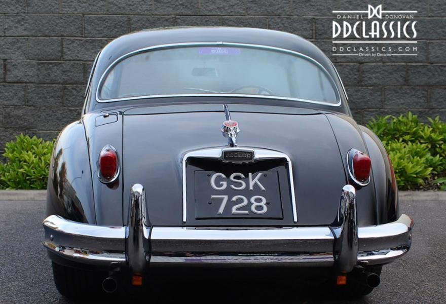 1958 Jaguar XK 150 FHC Fast Road Spec for sale in London(RHD) For Sale (picture 5 of 12)