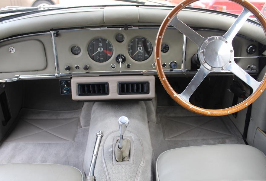 1958 Jaguar XK 150 FHC Fast Road Spec for sale in London(RHD) For Sale (picture 7 of 12)
