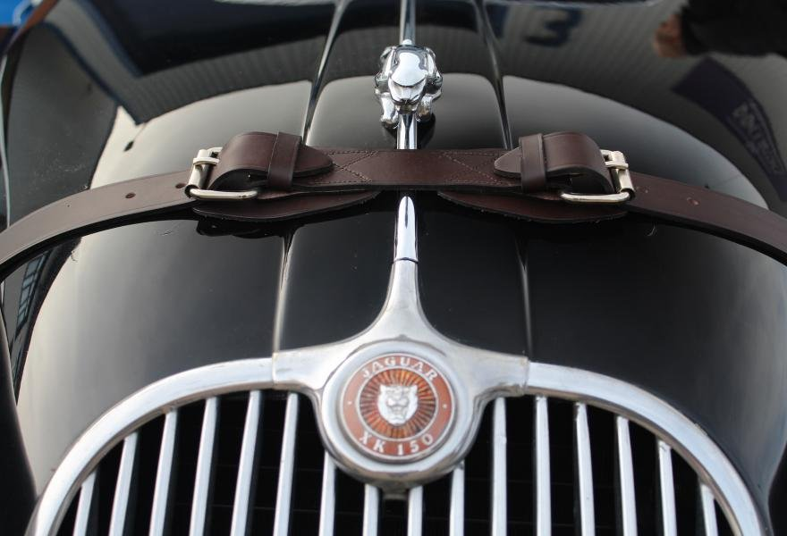 1958 Jaguar XK 150 FHC Fast Road Spec for sale in London(RHD) For Sale (picture 10 of 12)
