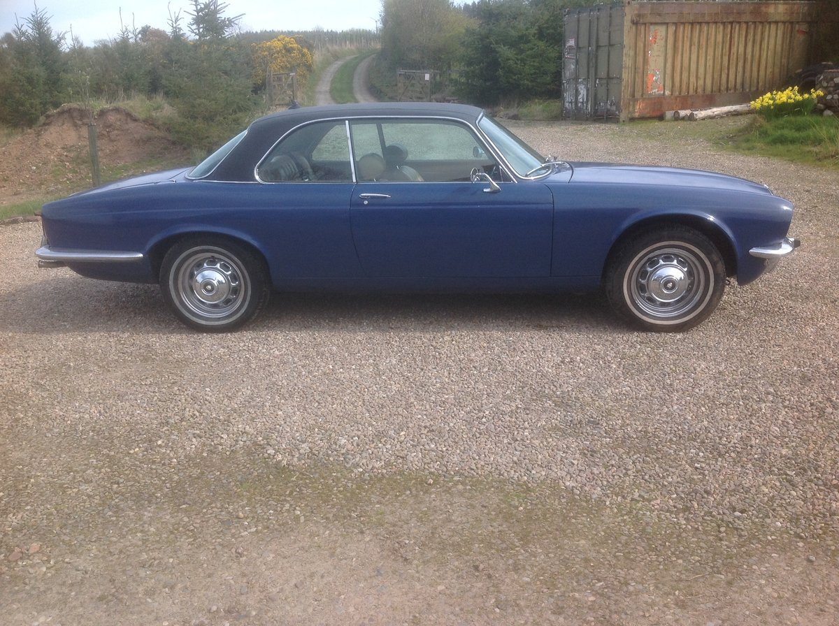 1977 Rebuilt XJ6 Coupe , XJC SOLD (picture 2 of 6)