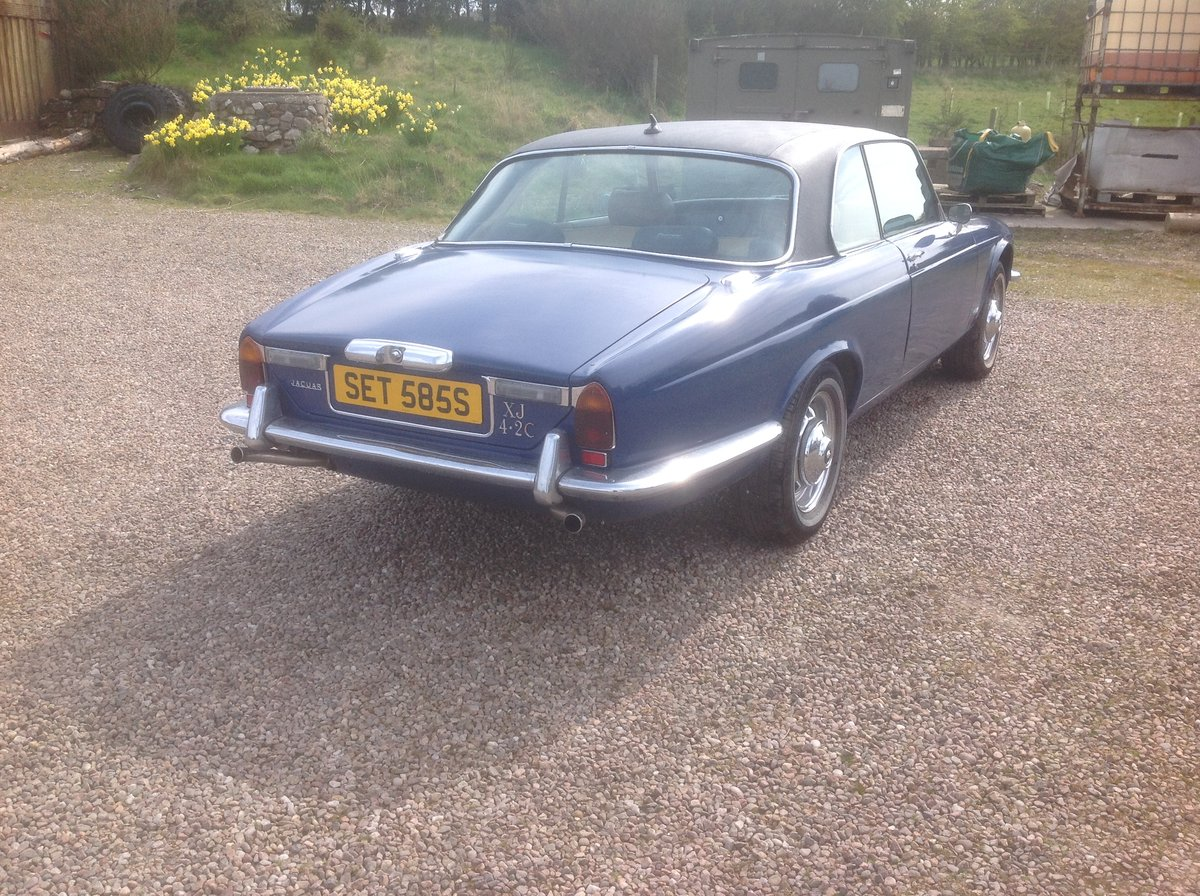 1977 Rebuilt XJ6 Coupe , XJC SOLD (picture 3 of 6)