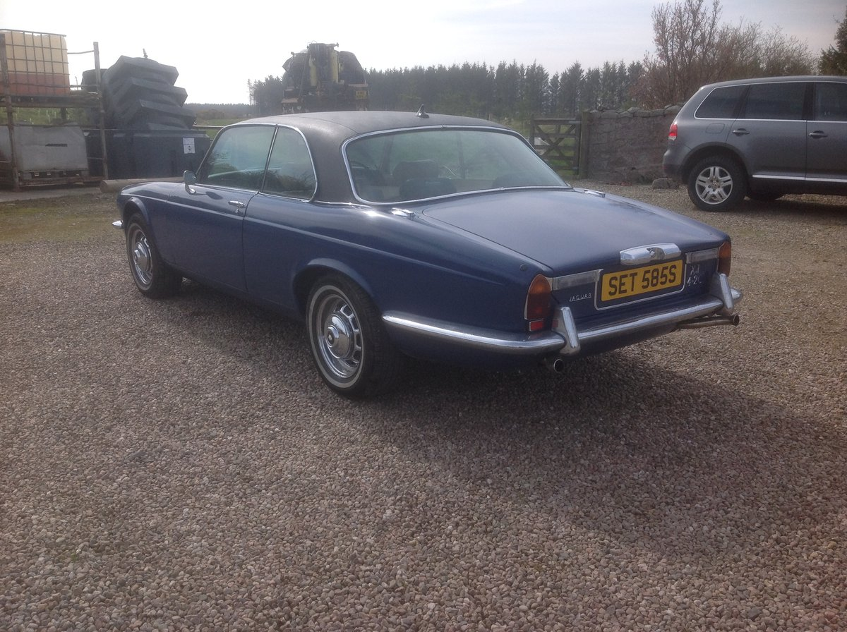 1977 Rebuilt XJ6 Coupe , XJC SOLD (picture 4 of 6)