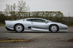 1997 Jaguar XJ220 For Sale by Auction