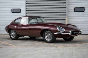 1965 Jaguar E-Type Series I FHC For Sale by Auction