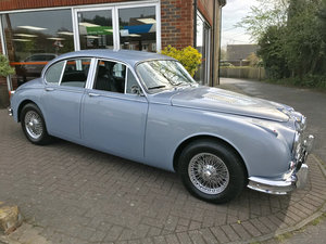 1961 JAGUAR Mk2 4.2 VICARAGE (Just 8,000 miles since restoration) For Sale