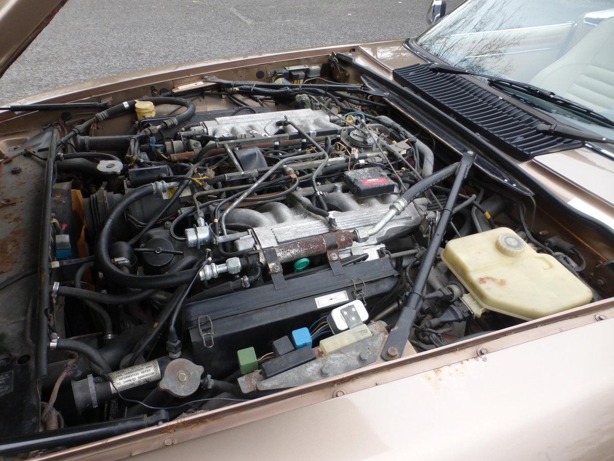 1989 Jaguar XJS V12 Convt A Driver - For Sale (picture 6 of 6)