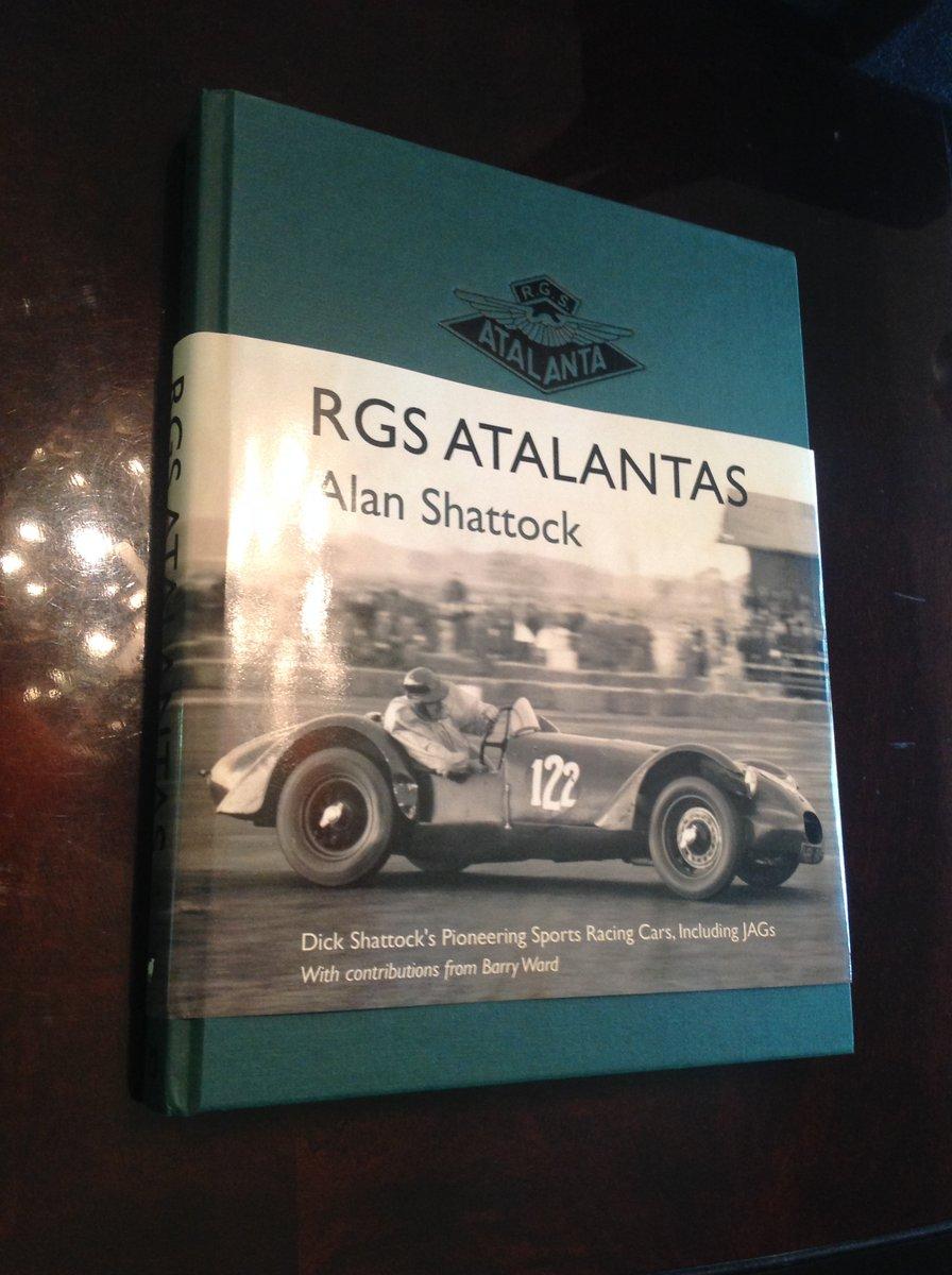 RGS Atalanta Jaguar 1953 C Type Race Car UKL852 For Sale (picture 6 of 6)