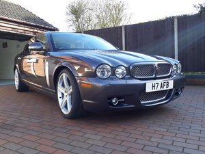 2009 CONCOURS WINNING X358 XJR For Sale