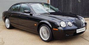 2007 Superb Jaguar S-Type 3.0 V6 Sport Manual - Only 62,000 Miles