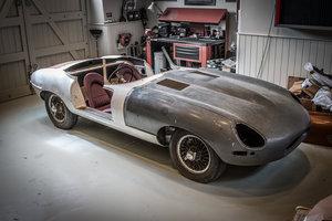 1964 Jaguar E-Type Series 1 3.8 Roadster
