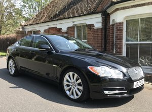 2010 Jaguar XF 3.0 TD V6 Auto 240BHP £5k factory upgrades For Sale