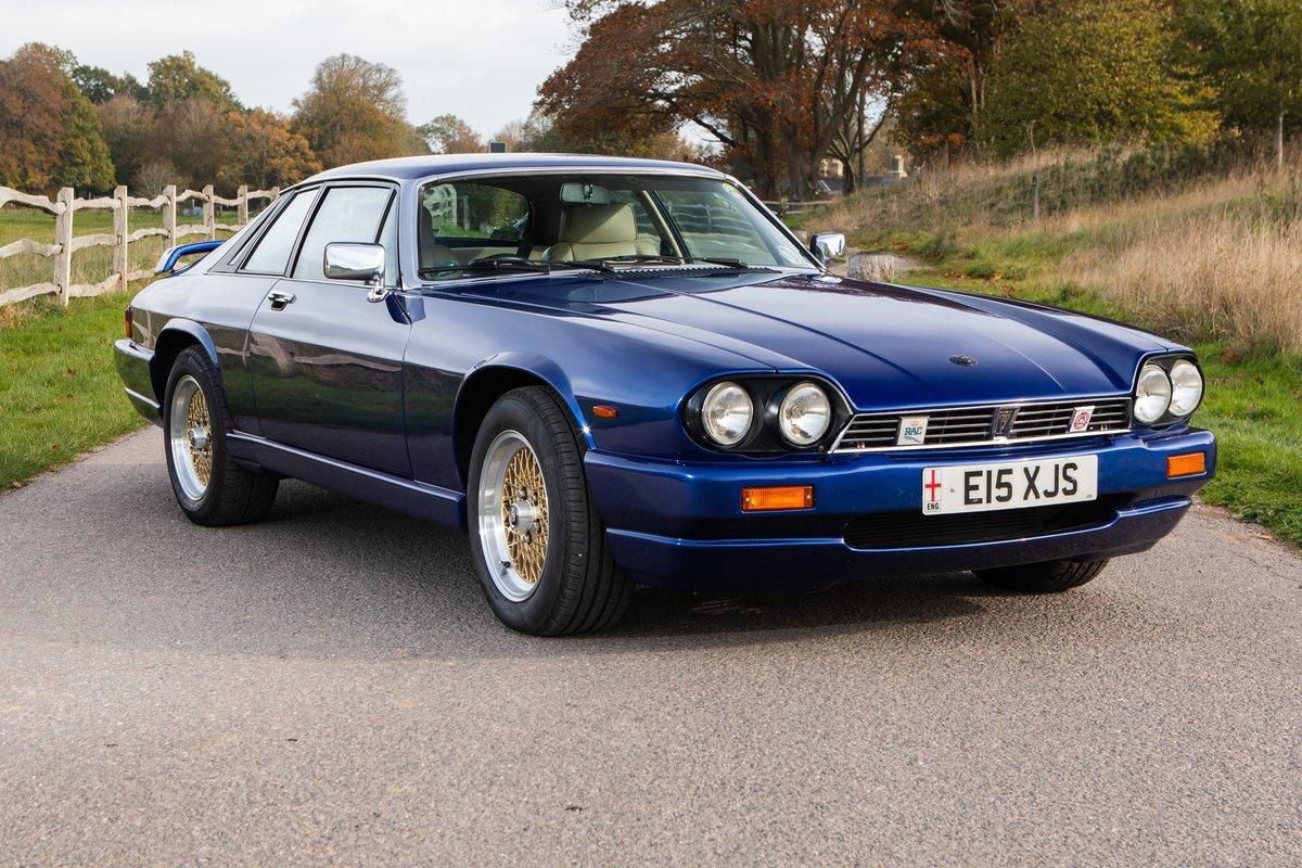 1987 Jaguar XJS V12, 5.3 Manual For Sale (picture 1 of 6)
