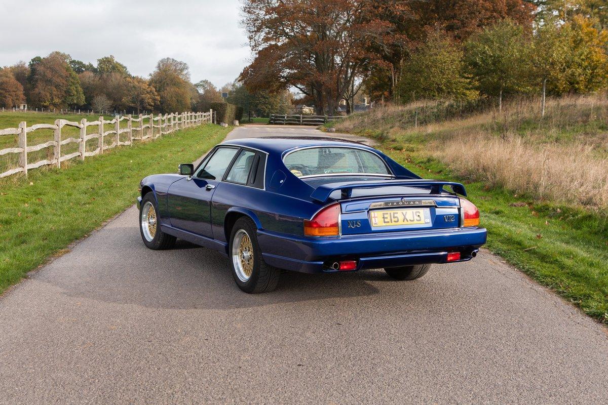 1987 Jaguar XJS V12, 5.3 Manual For Sale (picture 2 of 6)
