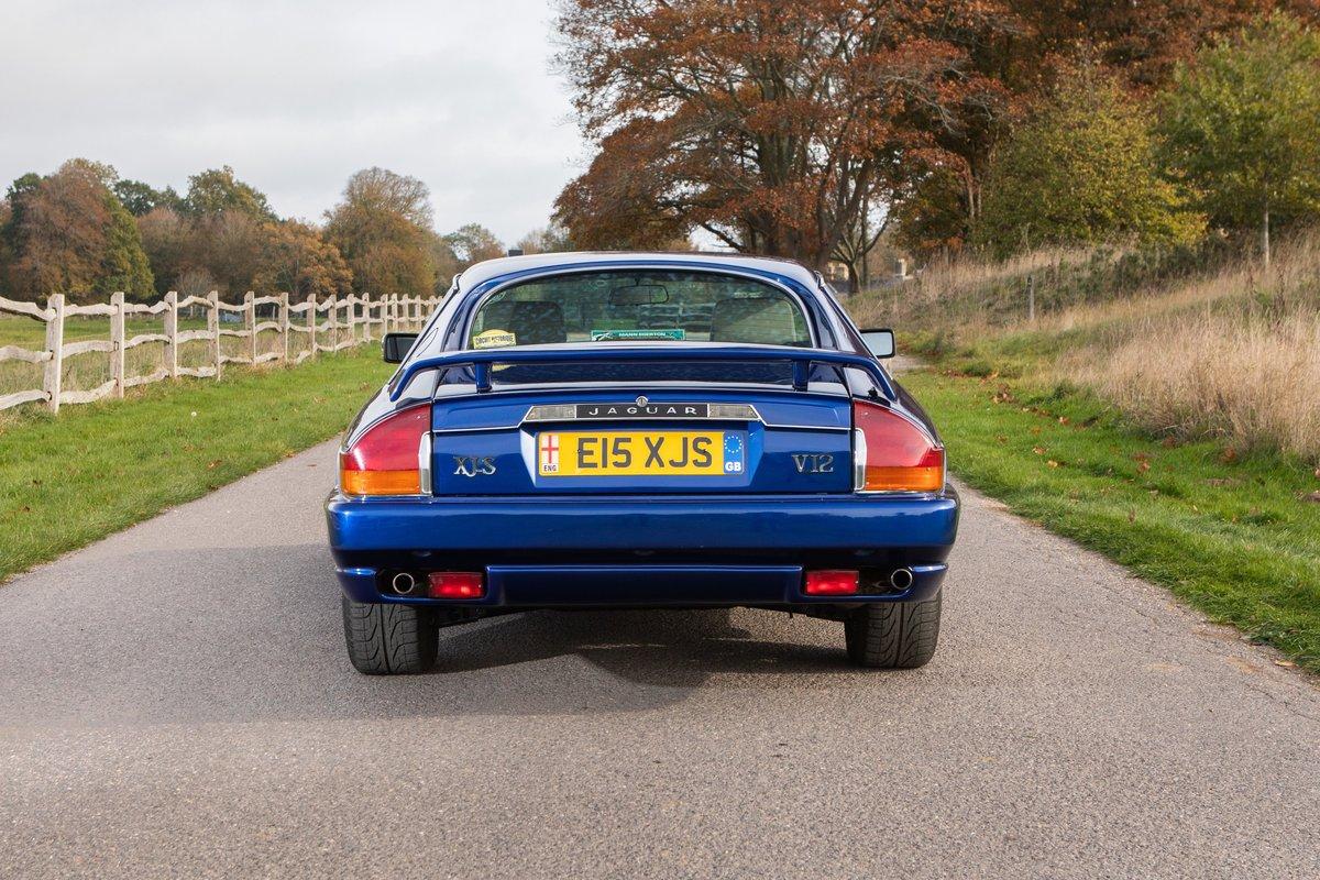 1987 Jaguar XJS V12, 5.3 Manual For Sale (picture 3 of 6)